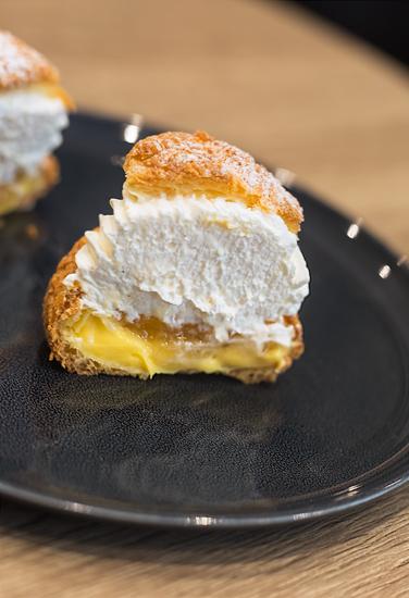 KL Pâtisserie - Chou Tonka/Ananas/Mangue