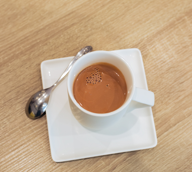 KL Pâtisserie - Chocolat chaud