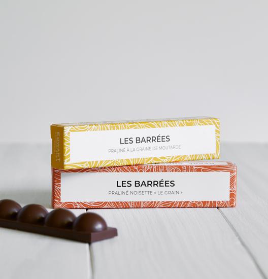Edwart - Packaging Les Barrées