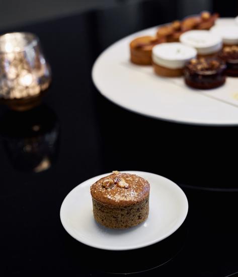 Afternoon Tea Hôtel Duo - Gourmandises signées Kevin Lacote