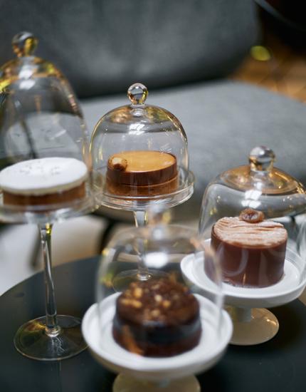 Afternoon Tea Hôtel Duo - Pâtisseries signées Kevin Lacote