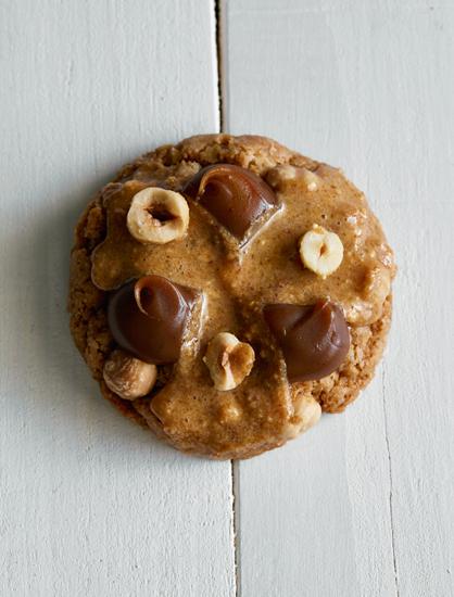 Julien Dechenaud - Cookie Noisette-Praliné-Caramel Vanille