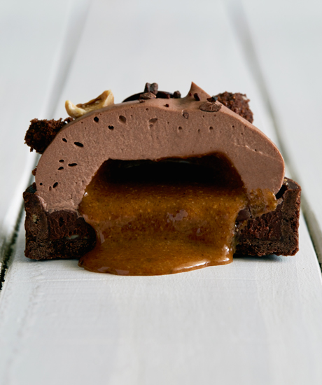 Le Jardin Sucré - Tarte Chocolat Macaé