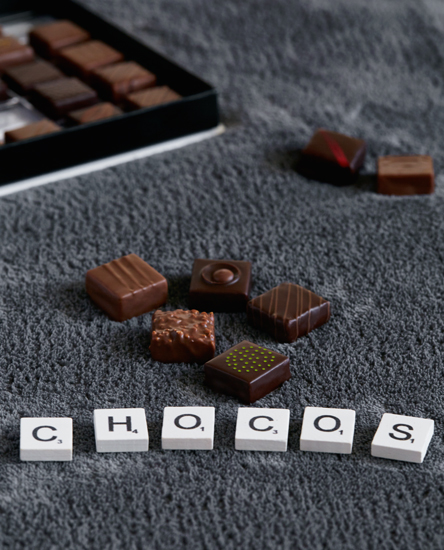 Quentin Bailly - Scrabble et Chocolats