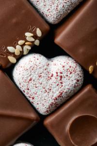 Saint Valentin 2019 - Edwart Chocolatier - Zoom Chocolat Attrape-Coeurs
