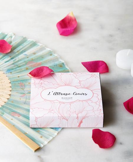Saint Valentin 2019 - Edwart Chocolatier - Coffret Attrape-Coeurs