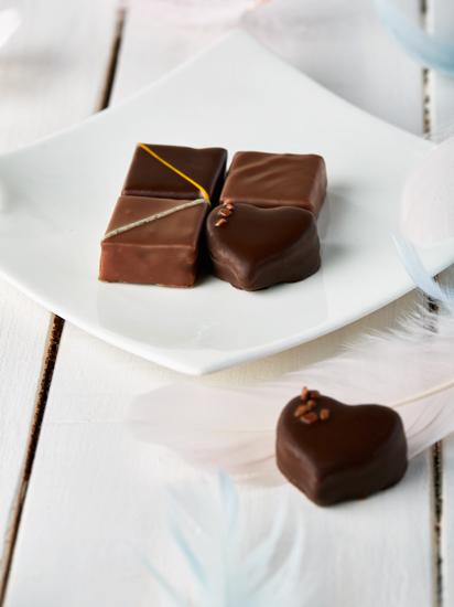 Saint Valentin 2019 - La Maison du Chocolat (Nicolas Cloiseau) - Chocolats du Coffret Vertige