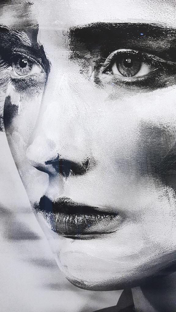 Valerie Belin_Painted Ladies