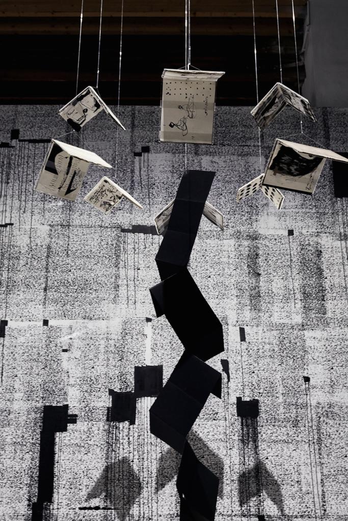 Notre monde brûle, Bouthayna Al Muftah - Echoes II (Palais de Tokyo, 2020)