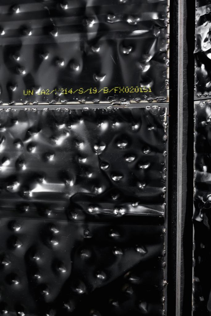 Kevin Rouillard, Le Grand mur (Palais de Tokyo, 2020)
