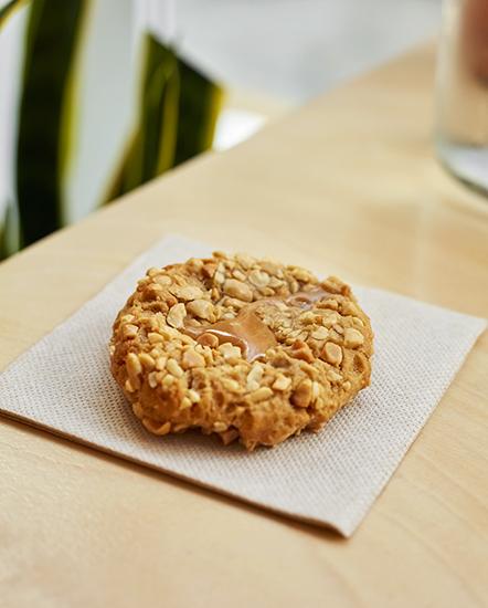 O/HP/E - Cookie Cacahuète & Caramel