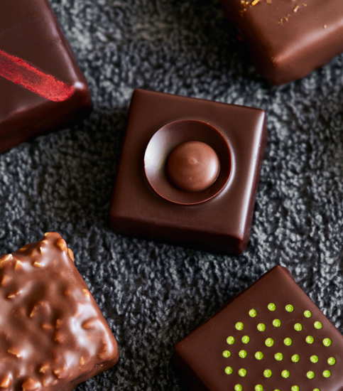 Quentin Bailly - Focus chocolats