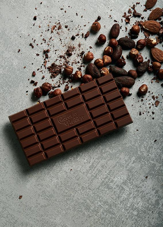 Bonnat Chocolatier - Tablette chocolat lait