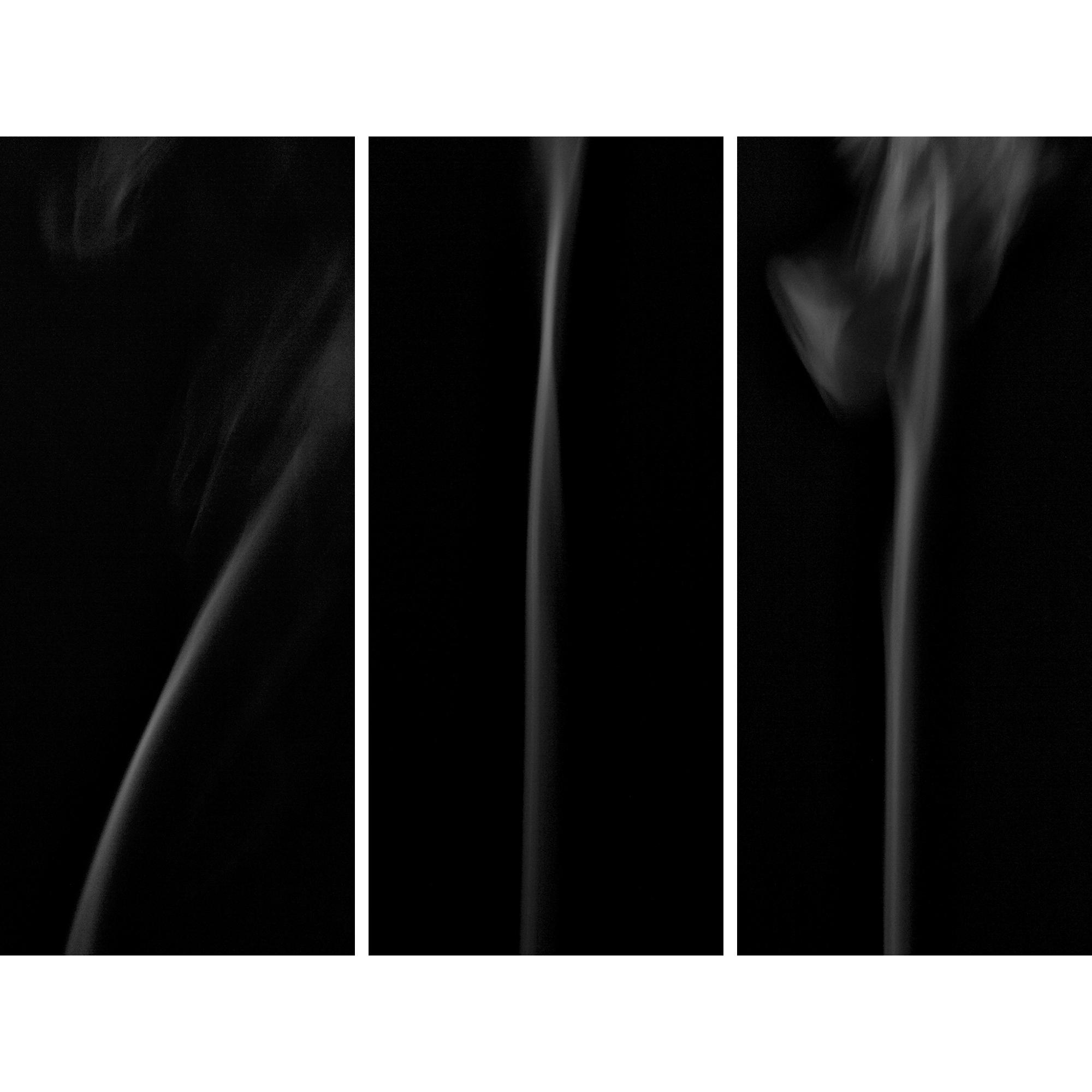 Tryptique évanescent - Photo confinée