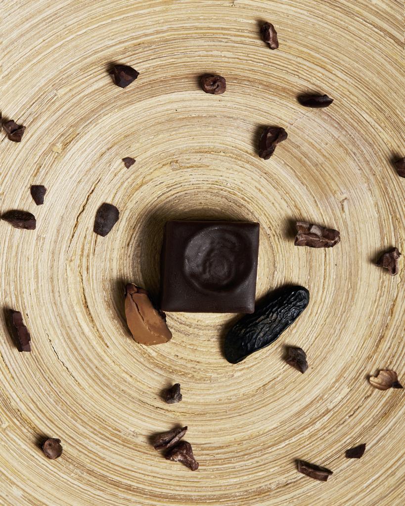 Alban Guilmet - Chocolat Tonka