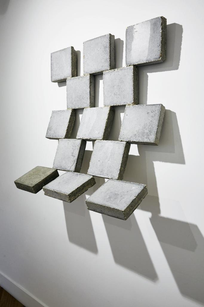 L'épaisseur du temps, Flavie L.T - Cà est un autre (Galerie Graf, 2020)