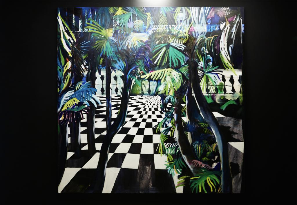 L'épaisseur du temps, Alice Grenier-Nebout - Vengeance Tropicale (Galerie Graf, 2020)