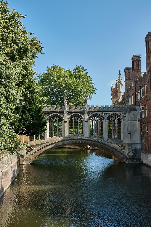 Cambridge, Bridge of Sights